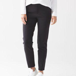 Lululemon City Trek Tapered Trousers black 12 J108